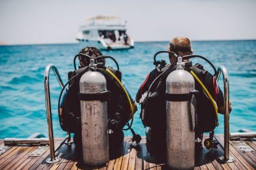 Bouteille de plongée : Caractéristiques, critères et fonctionnement