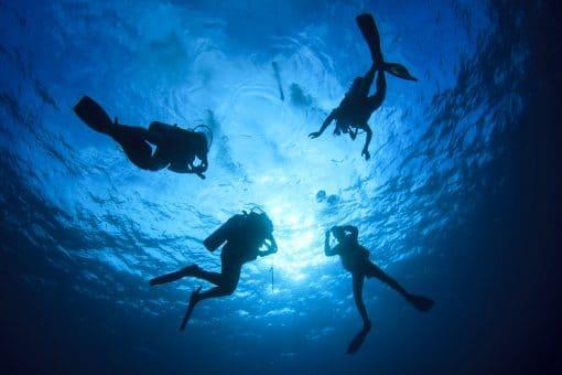Technique de plongée : Les 7 exercices de flottabilité à connaître